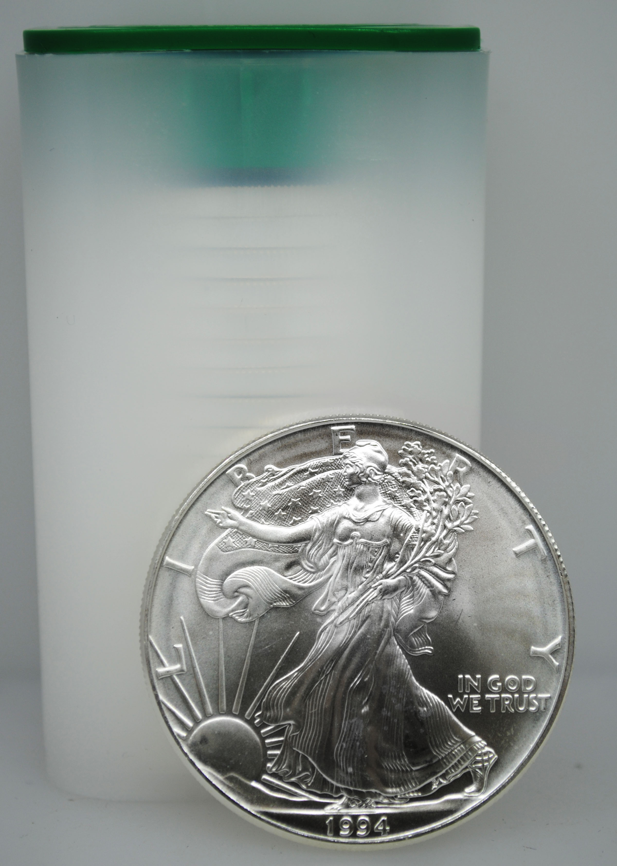 1994 Uncirculated Silver Eagles