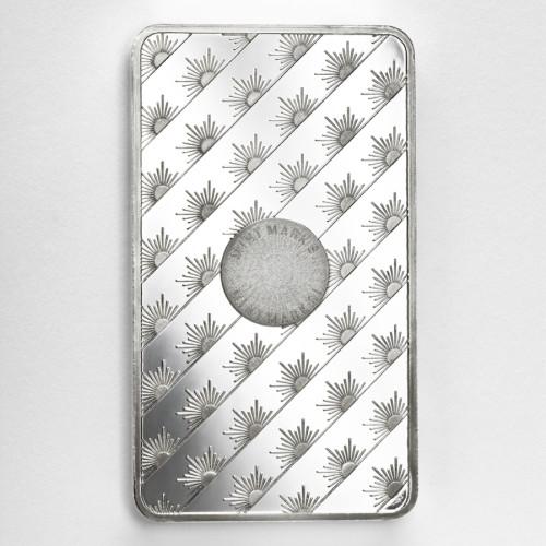 10 oz .999 Sunshine Silver Bar