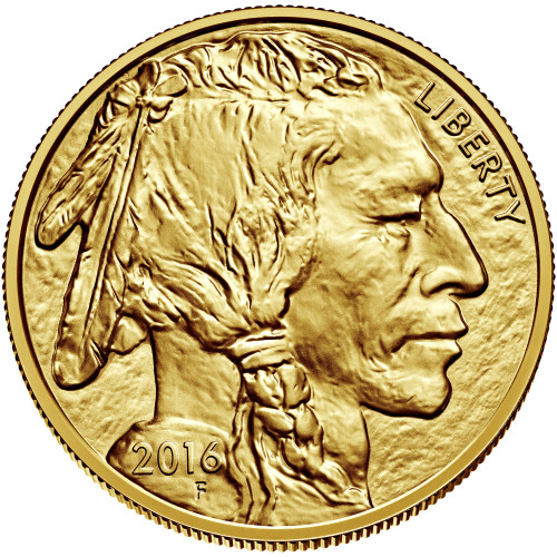 Uncirculated 1 oz Gold Buffalo Various Dates