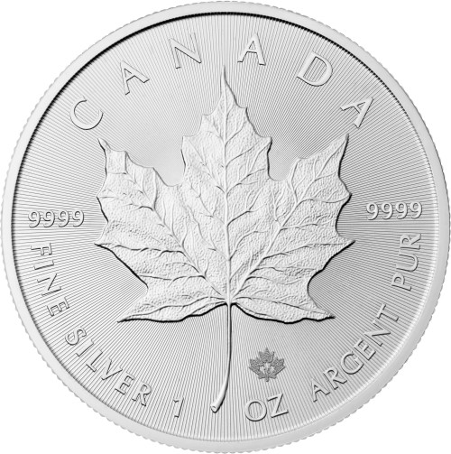 1 oz Silver Maple Leaf Various Dates